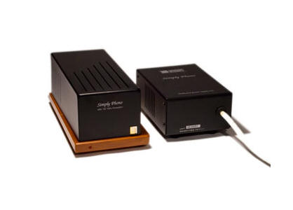 Simply Phono Mahogany