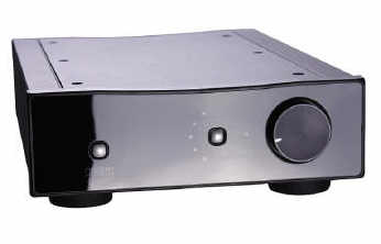 Brio-R Black integrated amplifier